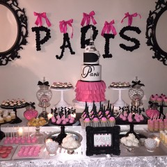Pam's Baby Shower