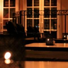Bar noir Maison 140