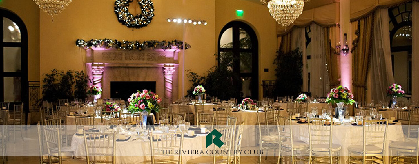 the riviera country club catering of paris
