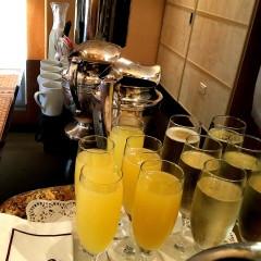 Fanny's Breakfast Birthday